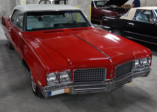 1970 Oldsmobile 98 Convertible, Rocket 455 c.i. For Sale (picture 2 of 6)