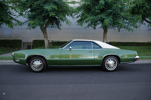 1970 Oldsmobile Toronado 455 V8 2 Dr Hardtop For Sale (picture 2 of 6)