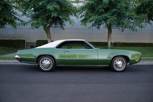 1970 Oldsmobile Toronado 455 V8 2 Dr Hardtop For Sale (picture 3 of 6)