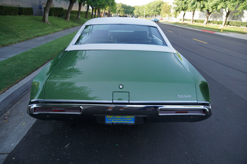1970 Oldsmobile Toronado 455 V8 2 Dr Hardtop For Sale (picture 4 of 6)
