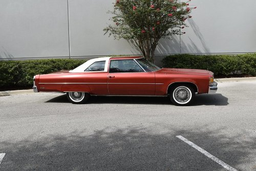 1976 Oldsmobile 98 Regency Coupe For Sale (picture 2 of 6)
