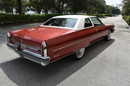 1976 Oldsmobile 98 Regency Coupe For Sale (picture 3 of 6)