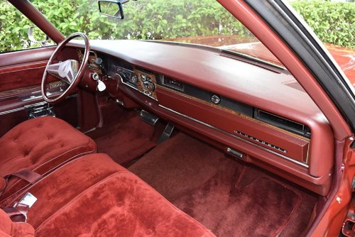 1976 Oldsmobile 98 Regency Coupe For Sale (picture 4 of 6)
