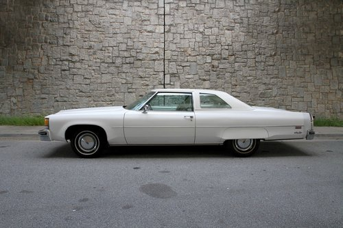 1976 Oldsmobile 98 Regency Coupe For Sale (picture 1 of 6)