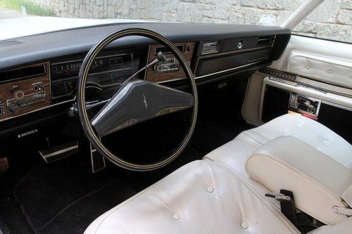 1976 Oldsmobile 98 Regency Coupe For Sale (picture 5 of 6)