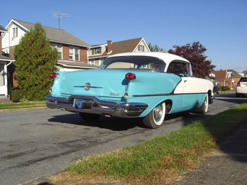1956 Oldsmobile hardtop coupe  For Sale (picture 1 of 6)