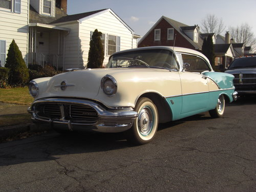 1956 Oldsmobile hardtop coupe  For Sale (picture 2 of 6)