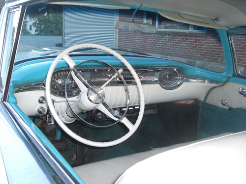1956 Oldsmobile hardtop coupe  For Sale (picture 3 of 6)