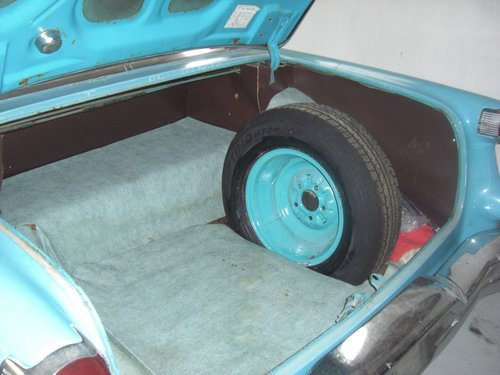 1956 Oldsmobile hardtop coupe  For Sale (picture 5 of 6)