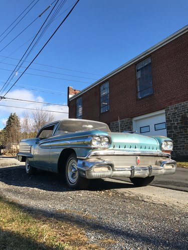 1958 Oldsmobile super 88 Hardtop coupe For Sale (picture 1 of 6)