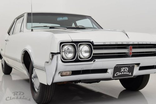 1966 Oldsmobile Cutlass 2D Coupe For Sale (picture 1 of 6)