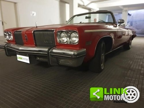 Oldsmobile  DELTA88 Royale CONVERTIBILE 1974 For Sale (picture 1 of 6)