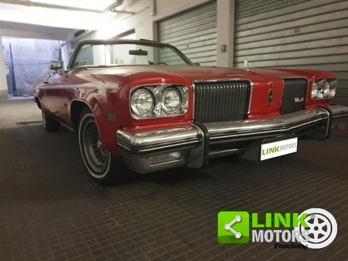 Oldsmobile  DELTA88 Royale CONVERTIBILE 1974 For Sale (picture 2 of 6)
