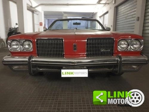Oldsmobile  DELTA88 Royale CONVERTIBILE 1974 For Sale (picture 3 of 6)