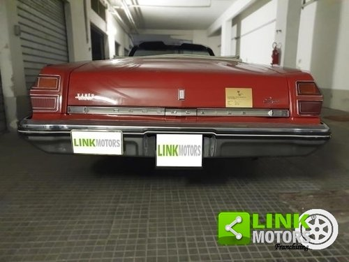 Oldsmobile  DELTA88 Royale CONVERTIBILE 1974 For Sale (picture 6 of 6)
