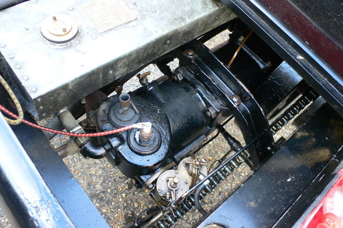 1904 Oldsmobile 7 hp Model 6-C Curved Dash Runabout For Sale (picture 6 of 6)