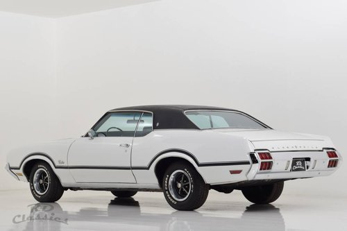 1972 Oldsmobile Cutlass 2D Hardtop Coupe For Sale (picture 1 of 6)