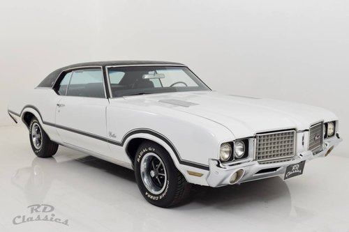 1972 Oldsmobile Cutlass 2D Hardtop Coupe For Sale (picture 2 of 6)