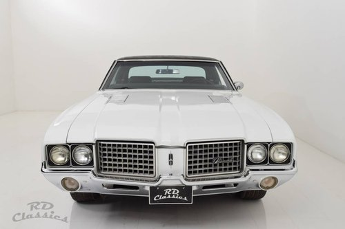 1972 Oldsmobile Cutlass 2D Hardtop Coupe For Sale (picture 3 of 6)