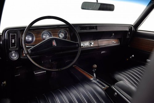 1972 Oldsmobile Cutlass 2D Hardtop Coupe For Sale (picture 6 of 6)