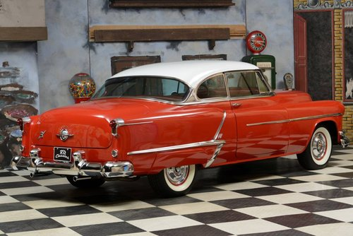 1953 Oldsmobile Super 88 Super Holiday Hardtop Coupe For Sale (picture 2 of 6)
