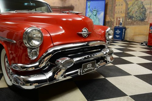 1953 Oldsmobile Super 88 Super Holiday Hardtop Coupe For Sale (picture 3 of 6)