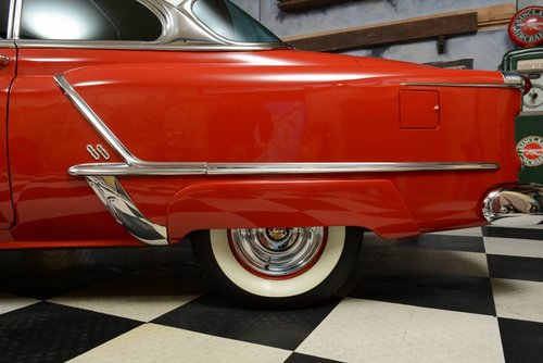 1953 Oldsmobile Super 88 Super Holiday Hardtop Coupe For Sale (picture 4 of 6)