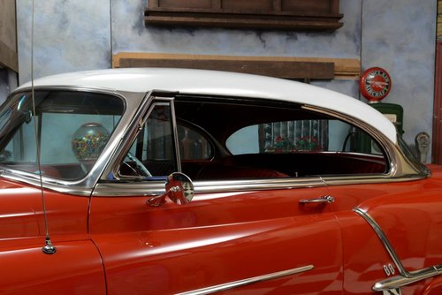 1953 Oldsmobile Super 88 Super Holiday Hardtop Coupe For Sale (picture 5 of 6)