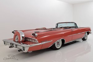 1959 Oldsmobile 98 Kabrio / Continental Kit / Seltener Top  For Sale