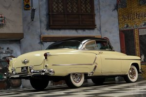 1953 Oldsmobile 98 Holiday Coupe, 303 CID Rocket V8 Engine For Sale
