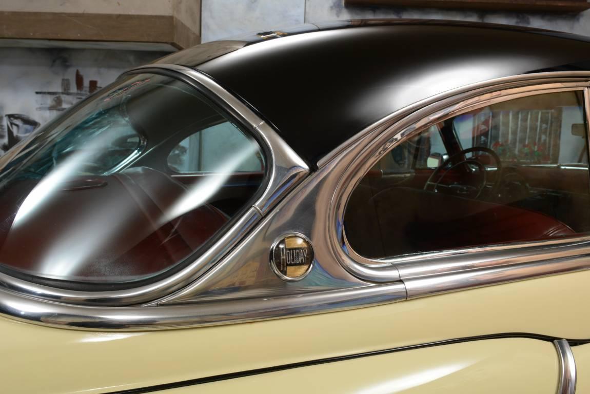1953 Oldsmobile 98 Holiday Coupe, 303 CID Rocket V8 Engine For Sale (picture 5 of 6)