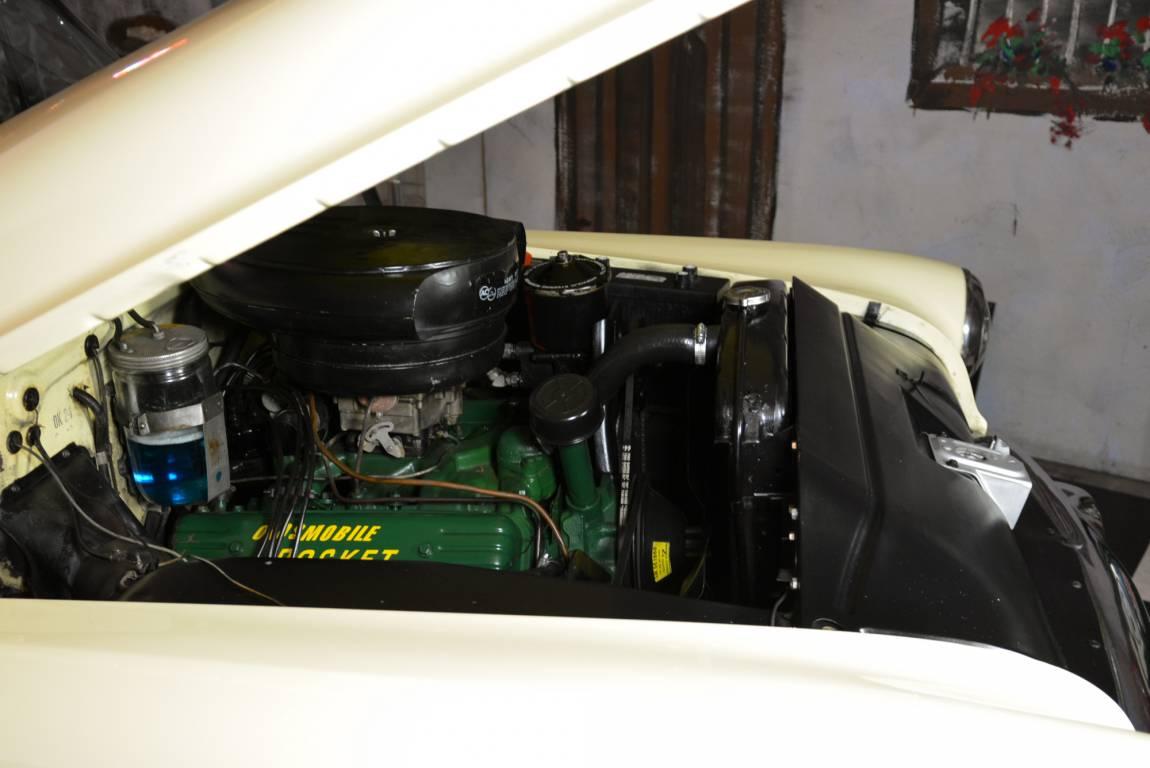 1953 Oldsmobile 98 Holiday Coupe, 303 CID Rocket V8 Engine For Sale (picture 6 of 6)