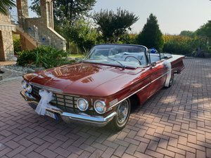 Oldsmobile dynamic 88 convertible 1960  For Sale