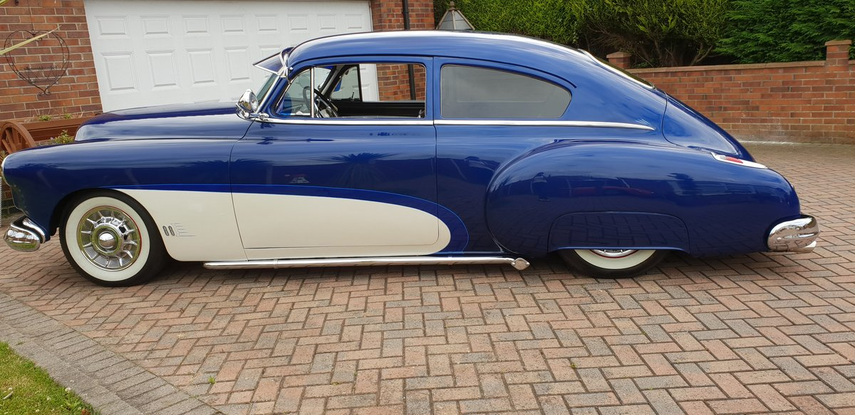 Oldsmobile  88 custom fastback 1949 For Sale (picture 1 of 6)