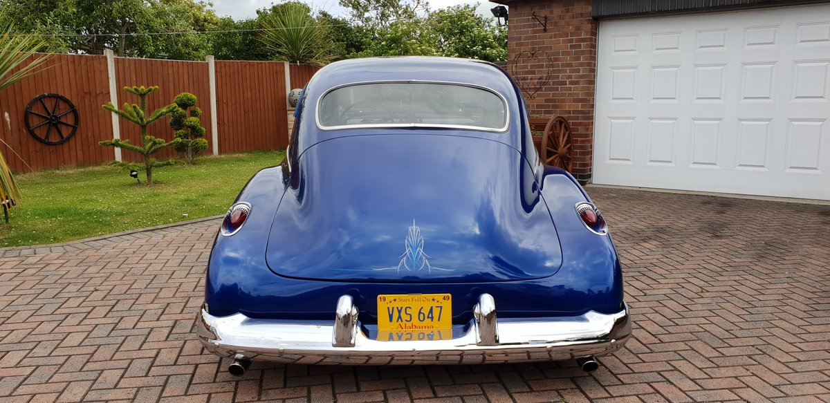 Oldsmobile  88 custom fastback 1949 For Sale (picture 2 of 6)
