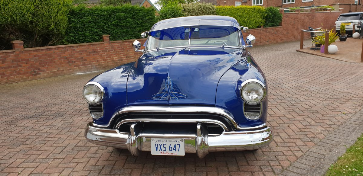 Oldsmobile  88 custom fastback 1949 For Sale (picture 6 of 6)