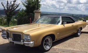 1971 oldsmobile 88 coupe 24k m concours condition