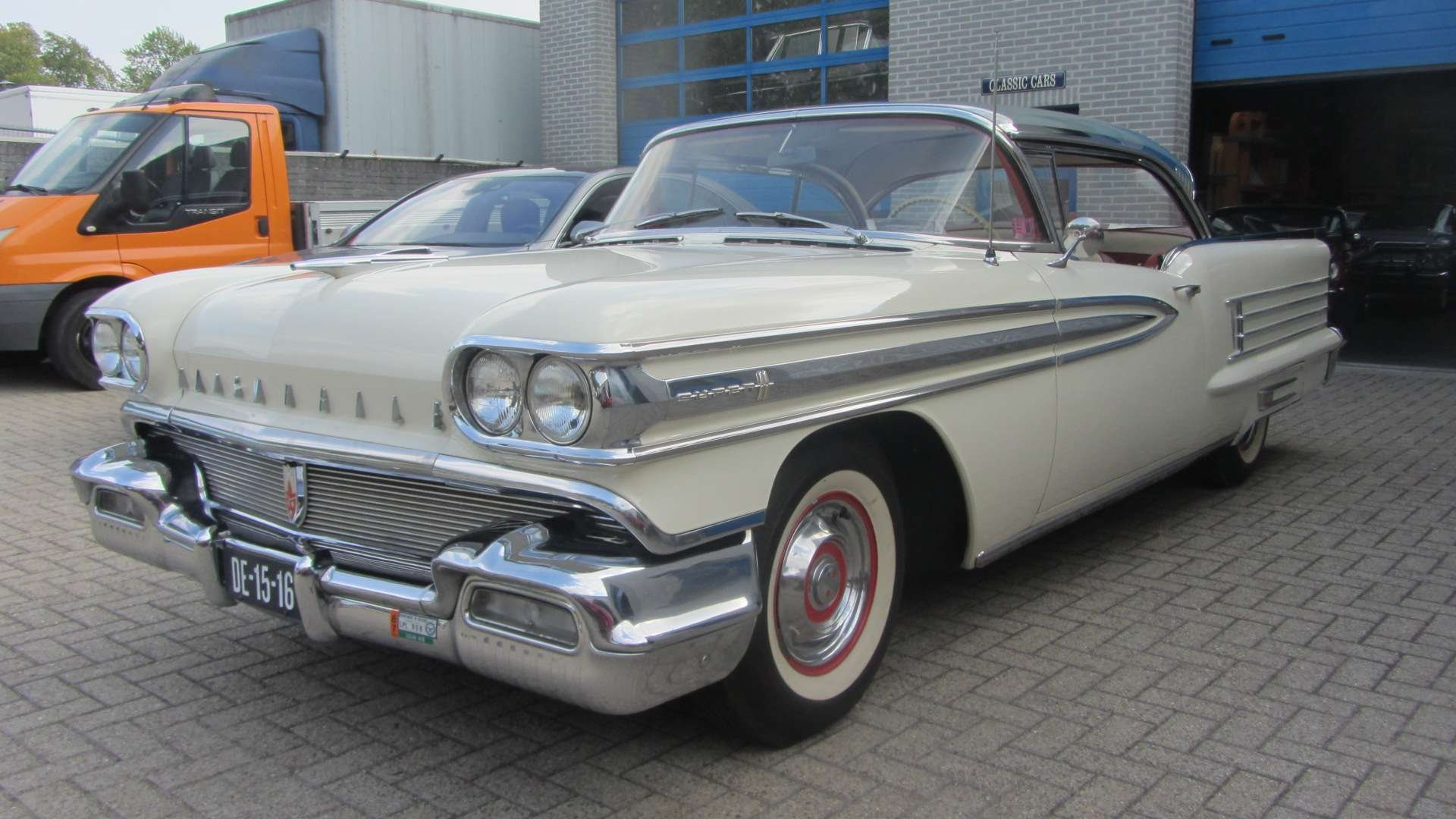 Oldsmobile Super 88 Coupe Nice Car 1958 & 50 USA Classics For Sale (picture 1 of 6)