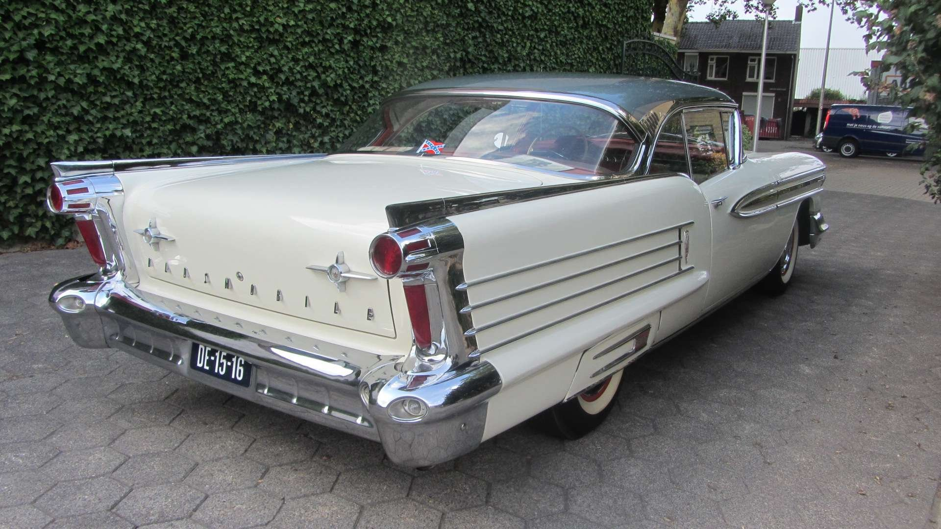 Oldsmobile Super 88 Coupe Nice Car 1958 & 50 USA Classics For Sale (picture 2 of 6)
