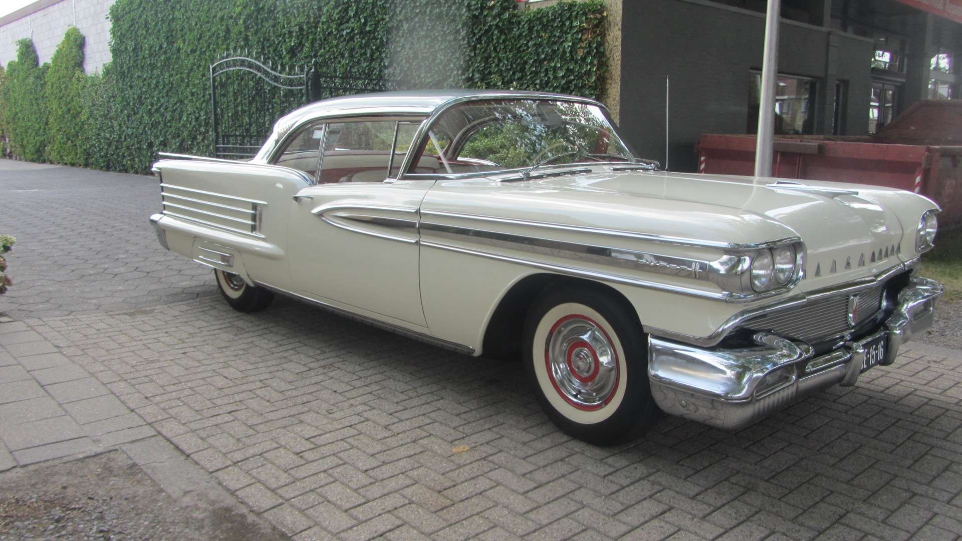Oldsmobile Super 88 Coupe Nice Car 1958 & 50 USA Classics For Sale (picture 3 of 6)