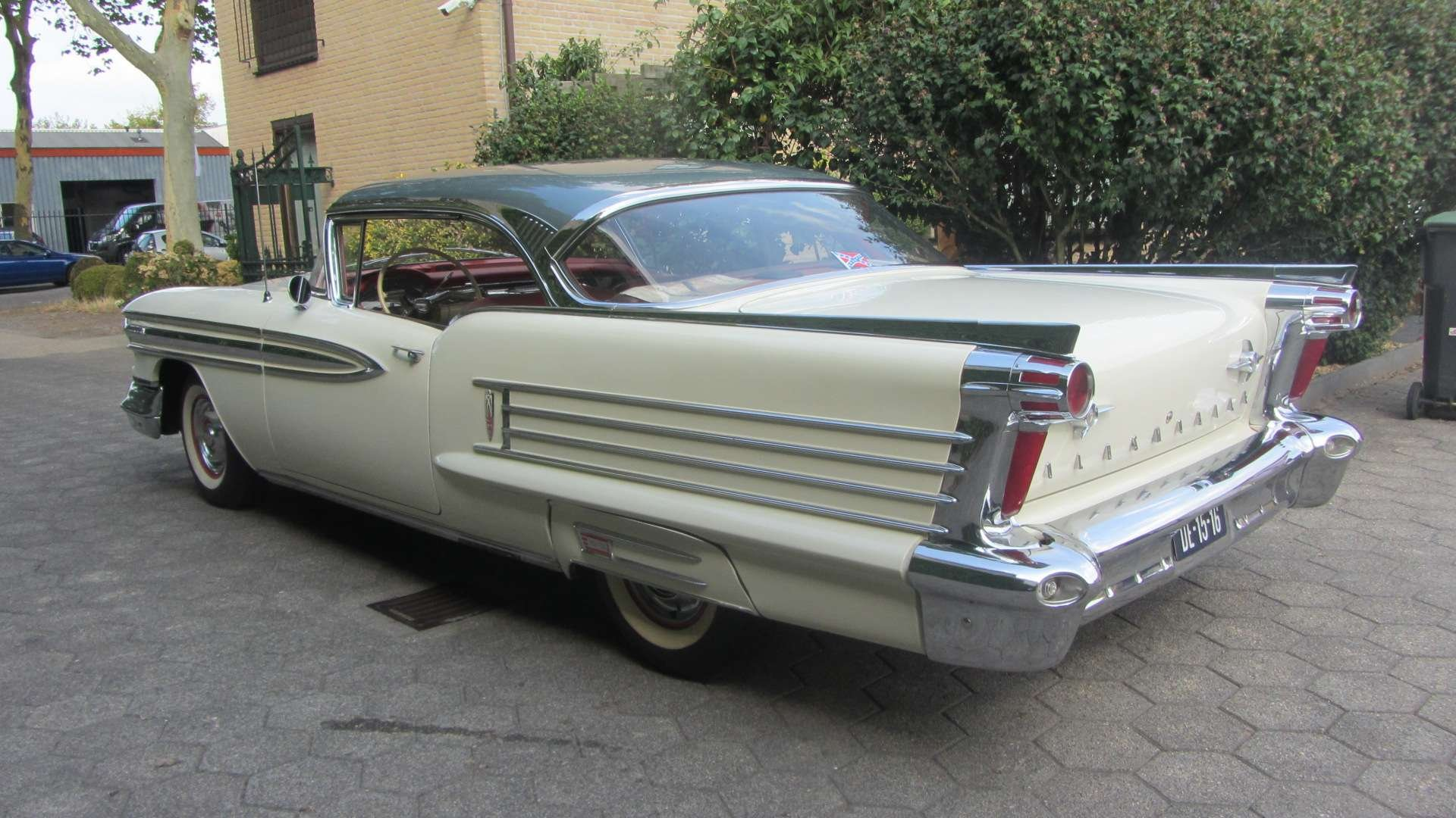 Oldsmobile Super 88 Coupe Nice Car 1958 & 50 USA Classics For Sale (picture 4 of 6)