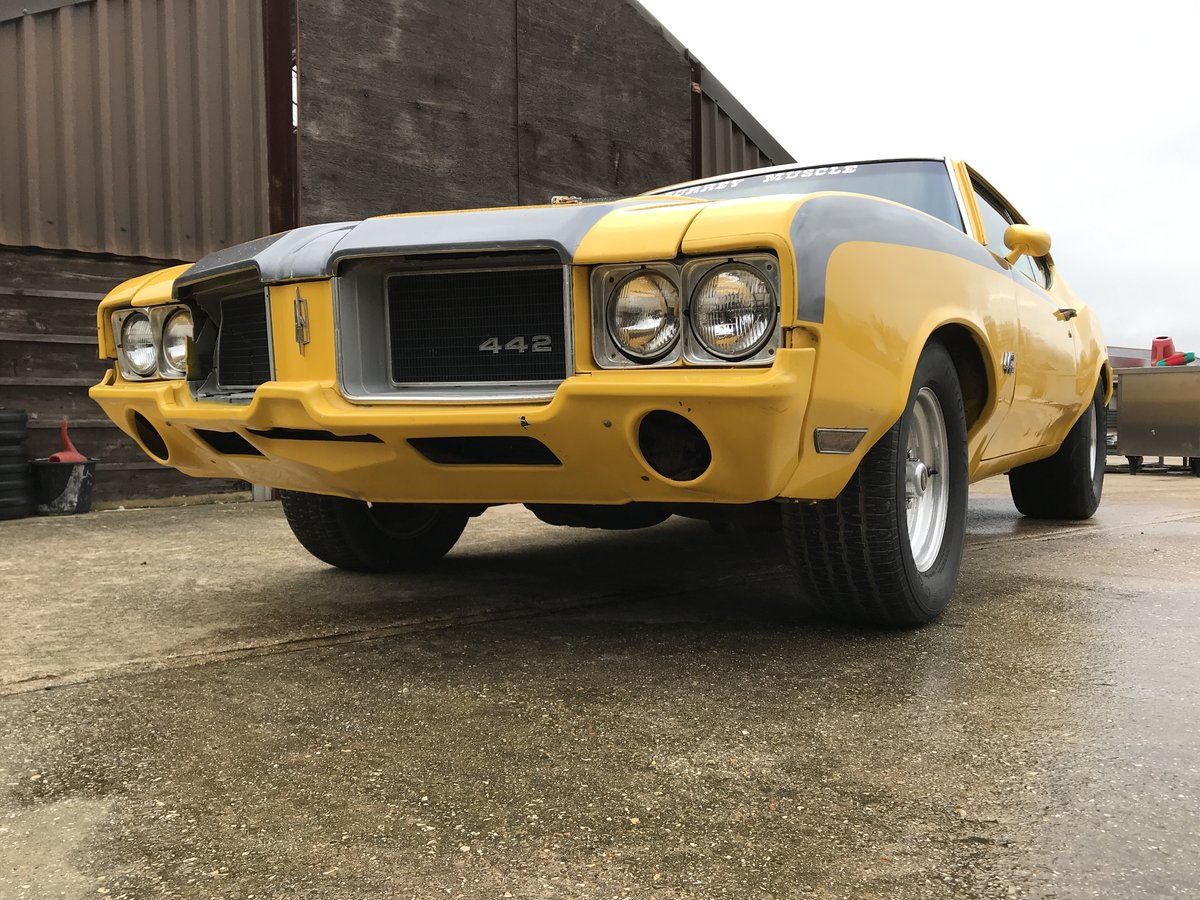 1971 Oldsmobile 442  Road/Race For Sale (picture 3 of 6)