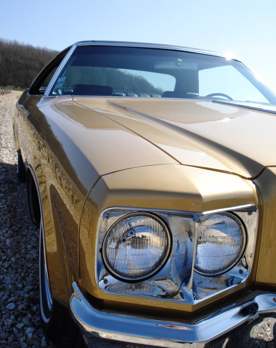 1971 Oldsmobile Coupe 24k mi Concours Condition SOLD (picture 2 of 6)