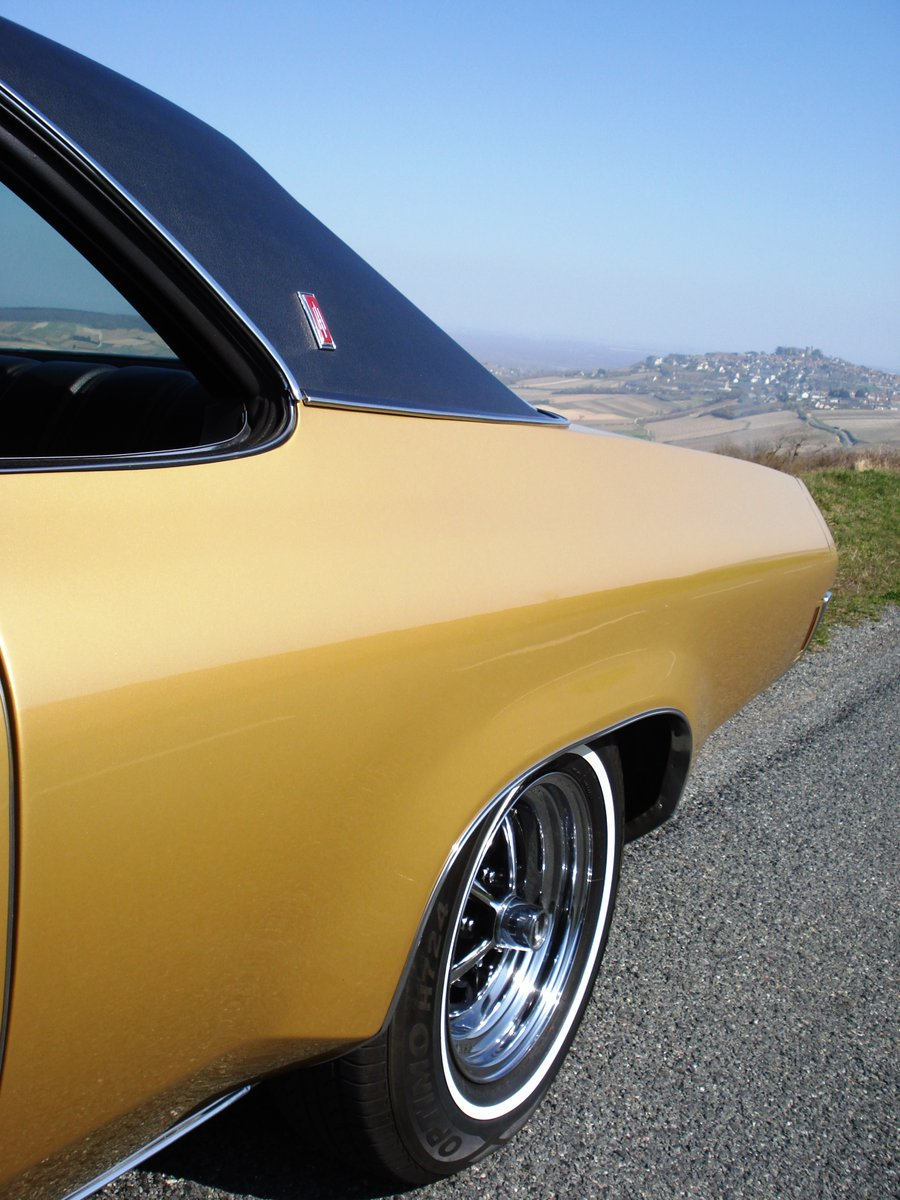 1971 Oldsmobile Coupe 24k mi Concours Condition SOLD (picture 4 of 6)