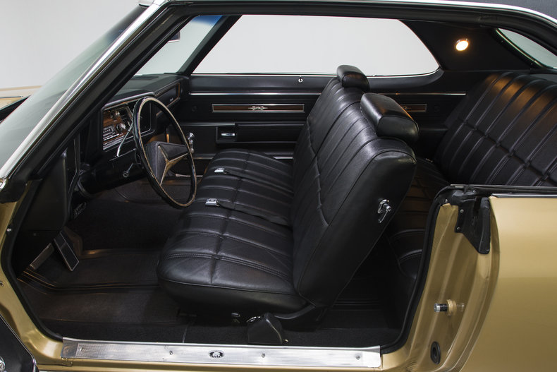 1971 Oldsmobile Coupe 24k mi Concours Condition SOLD (picture 6 of 6)