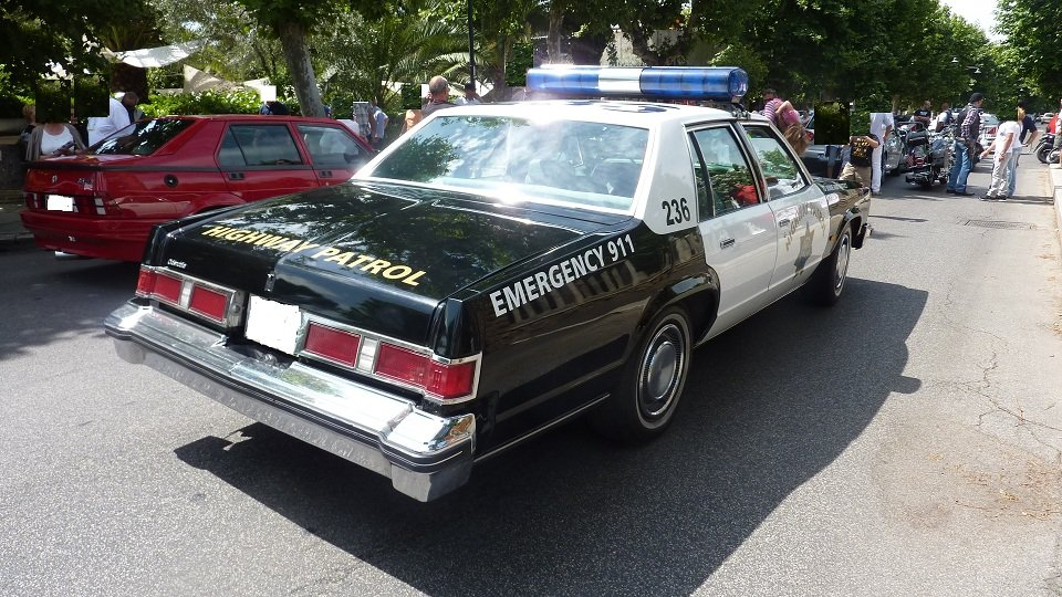 1978 american police car oldsmobile For Sale (picture 2 of 6)