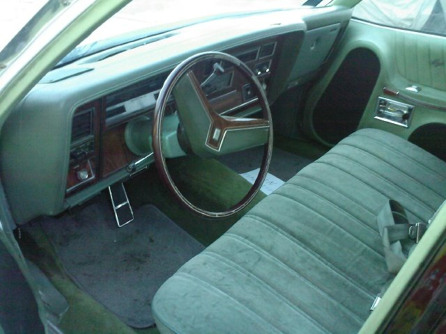 1978 american police car oldsmobile For Sale (picture 4 of 6)