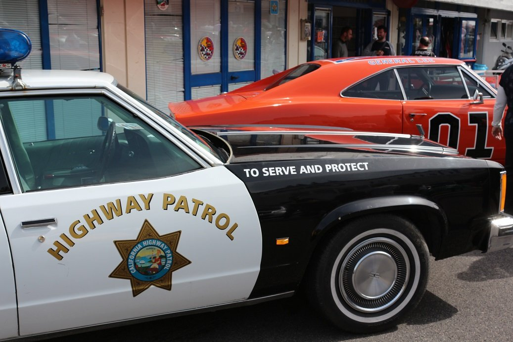 1978 american police car oldsmobile For Sale (picture 5 of 6)