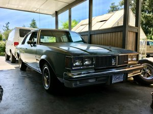 1985 Oldsmobile cutlass supreme, 5.0ltr 305 sbc V8 For Sale