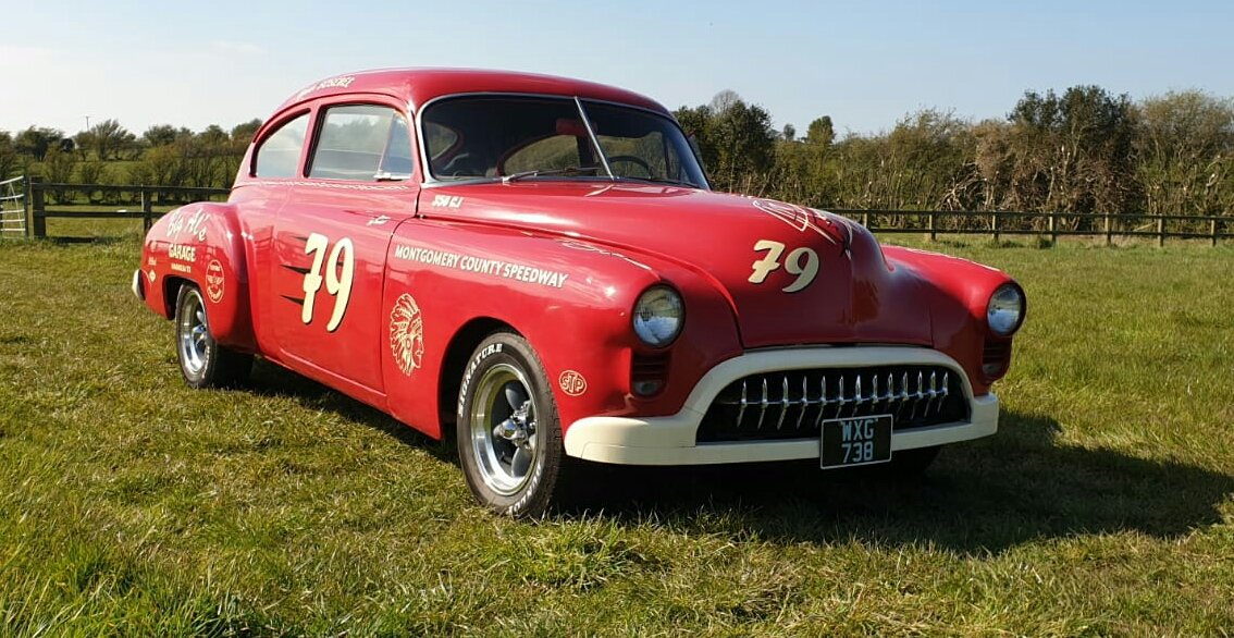 1949 oldsmobile custom For Sale (picture 2 of 6)